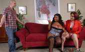 Eva Notty In Meet My Jamaican Princess Today I'M Just Hanging Out Here At Home Feeling Very Horning,
