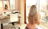 Kelly Madison Vegas Baby High Above The Vegas Strip, Kelly Does Her Own Kind Of Strip. What Happens In Vegas, Ends Up On Kelly'S Site!