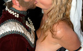 Kelly Madison Madison Romance Novel 2 Kelly Is In A Mid-Evil Times And Pleases Her Majesty By Taking His Royal Cock In Her Pussy.