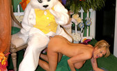 Kelly Madison Bunny Fucker Kelly Meets The Easter Bunny And Gets Fucked Like A Rabbit.