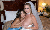 Kelly Madison Kelly'S Brides Maid This One Of My Lovely Bride'S Maids. Her Name Is Alexis. She Has Been A Dear Friend Of Mine For Years. I Have To Admit, My Wedding Party Was The Sexiest On The Planet. I Had Gorgeous Girls, Sexy Guys, And The Best Part Was That We Were All Horny...
