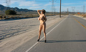Kelly Madison Desert Shoot 277597 Kelly And The Crew Took A Drive Out To The Desert To Do Some Glamour Shots. With No One In Sight For Miles, It Was Hard For Kelly To Keep Her Clothes On. The Sun Felt So Great On Her Naked Skin And Since No One Was Around, She Knew She Could Get Away...
