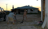 Kelly Madison Desert Shoot0 277599 Kelly, Ryan And Gucci Were On A Mission Out In The Middle Of Nowhere. Their Goal...Shoot As Many Pictures As Possible And As Fast As You Can, You Never Know What'S Lurkin' In These Here Parts. They Finally Reached Their Destination, Although...