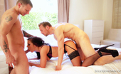 Jules Jordan Adriana Chechik Adriana Chechik Gets Two Cocks In Her AssAdriana Chechik Young,Glamorous 6 Scene2 Caps