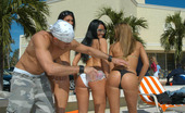 VIP Crew Nicola Incredible House Pool Party With The Hottest Babes Youll Ever See In Bikinis