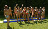 VIP Crew Alyssa Out Of Control Pool Party Gets Even Crazier
