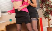 Only All Sites Sophia Smith 279840 Two Stunning Secretaries Can Not Wait To Leave The Office After A Long Day Of Flirting And Decide To Undress Each Other By Their Desk. (Non Nude)