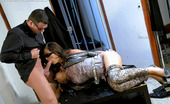 Pissing in Action Christina Lee Horny Criminal Enjoys Pissing On Cute And Willing Hostage