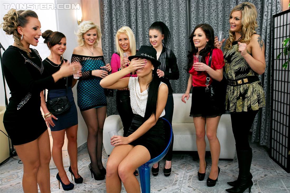 Teen Pissing Lesbians Drink