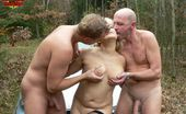 Outdoor Mature Horny Blonde Mature Nature Loving Cocksucker