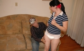 Naughty Diaper Girls Real-Life Boyfriend And Girlfriend Diaper Date