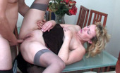 Moms Give Ass Emilia & Silvester Elegant Old Lady Greedily Grabs Fresh Meat Pumping It In Her Mouth And Bum