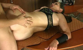 Moms Give Ass Emilia & Gilbert Curvy Mom Flirting With A Young Guy Ending Up Ass-Fucking On A Coffee Table