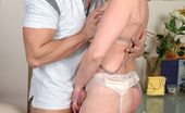 Moms Give Ass Emilia & Nicholas Mom With A Yummy Round Butt Getting Attacked By A Hung Anal-Addicted Stud