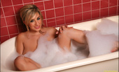 September Carrino Vintage Bubble Bath - Set 1 281889 Hey Everyone! So I Decided To Go A Little Retro This Time With A Sexy, Soapy Bubble Bath In A Classic Vintage Tub With A Silky Satin Robe And Plenty Of Slicky, Soaped Up Double-F Boobies! I Hope You All Like It! Xoxoxo - September
