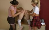 Tushy School Women Practice Anal On Their Sex Teacher