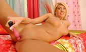 Sasha Von Sasha In Sexy Bikini 284426 Short Blonde Haired Sasha Von Stripping And Showing Off Her Boobs