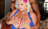 Plumper Pass Shugar Shugar Is One Hot Mature Blonde Plumper Babe. She Loves To Take On Big Black Cock. Her Huge Natural Rack Of Tits And Big Belly Got Some Love Before The Chocolate Stick Went Into Her Mouth.