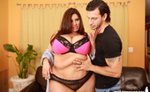 Plumper Pass Sofia Rose Caught Beating The Meat Al Was Just Trying To Relax On The Couch With Some Plumper Pass Movies When His Girlfriend Sofia Rose Walks In And Catches Him Red Handed. He Was Worried When She Stormed Out Of The Room, But When She Walked Back In Wearing Nothing But One Of His Shirts,