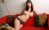Abrianna Abrianna Has Massive Army Girl Tits