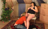 Boys Love Matures Victoria & Anthony Chubby Mature Gal Goes For A Young Guy Lusting For Some Fresh Hard Meat