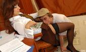 Boys Love Matures Alana & Tobias Naughty Mature Secretary Craving For Extra Money While Seducing Horny Guy