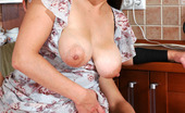 Boys Love Matures Emilia & Gilbert Naughty Milf Ready To Give Some Cash Seducing A Young Guy Into Raw Screwing