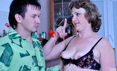 Boys Love Matures Emilia & Rolf Older Seamstress Tricks A Boy Into Oral Foreplay Before Raw Pussy Banging