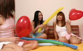 Sapphic Erotica Naomi Collette And Dawnee Lesbian Teenie Threesome In Masturbating And Toying Action