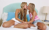 Sapphic Erotica Rene And Sharon0 See Cute Virgins Get Hot With Hard Dildo Deep In Sweet Pussy
