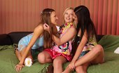 Sapphic Erotica Anastasia Juliette And Rene0 Luscious Teens Tongue And Finger Fresh Pussies In Threesome