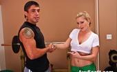 Avy Scott Milf Fucks MMA Fighter War Machine