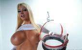 Nikita Von James Nikita Gets Nude On White Sexy Nikita Gets Nude On White