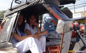 Trike Patrol Joanna And Joy - Set 2 - Video 297002 Two Sexy Filipina Nurses Give Special Care To Lucky Tourist
