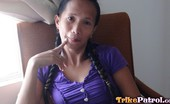 Trike Patrol Mylene - Set 2 - Video Wild And Horny Filipina MILF Enjoys Foreign White Dick