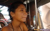 Trike Patrol Francine - Set 2 - Video Pinay With Big Brown Nipples Gets Sticky Creampie From White Guy