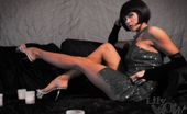 Lily Wow 298829 Glamour MILF With Hottest Long Legs And Toes