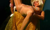 Lily Wow Leggy Lady In Thin Pantyhose And High Heels