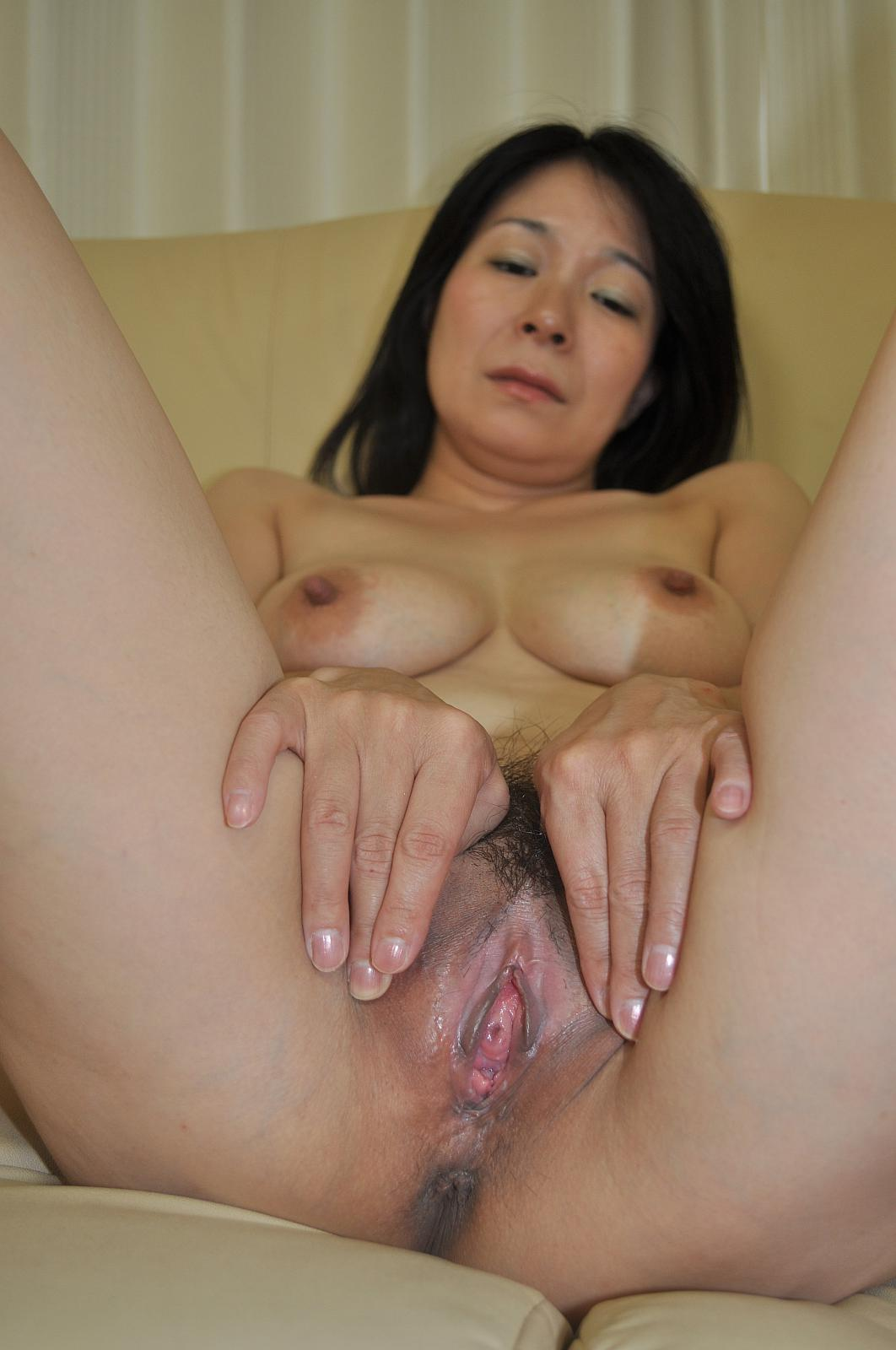japanese grandma porn Horny Japanese Granny Akiko Oda Wants Sex Toys And Cock To Penetrate Her Hairy Pussy.