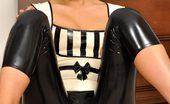 Latex Heaven Natalia Black White