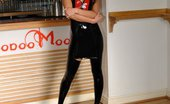 Latex Heaven Ekd Black Red Nange