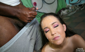 Interracial Blow Bang Amai Liu Sexy Asian Is At The Mercy Of A Gang Of Angry Black Men