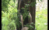Voyeur Bank Voyeur Tapes Bikini Girl Getting Changed In Woods