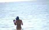 Voyeur Bank Voyeur Tapes A Gorgeous Babe At The Nudist Beach