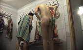 Voyeur Bank Spycamming Real Sexy Bathers Just From The Showers