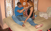 Young Courtesans Sex With Young Courtesan Naughty Baby For Cash Takes Off All Of Her Clothes Giving This Fellow An Opportunity Of Examining Some Of The Sweetest Spots Of Hers Caressing His Body In This Moment. And Then She Kneels And Begins Performing Nice Blowjob. She Rides Fat Rod Of Pal After