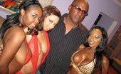 Pimp Parade Angel Cummings Super Hot Black Young Slut Gets Turned Out By Big Pimp
