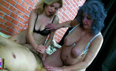 Old Nanny Sexy Granny Fucking With Yonger Man And Girl