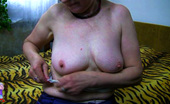 Old Nanny Mature Mom Enjoying Hard Sex With Younger