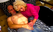 Old Nanny Gorgeous Old Woman Fucked By Strapon